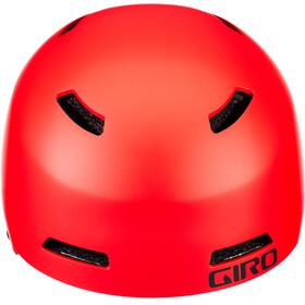 Giro Dime FS Helm Kinder matte bright red